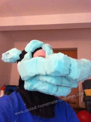 DIY Pokemon Charizard Halloween Costume