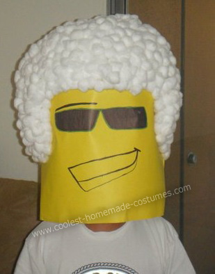 Do it Yourself Lego Family Costume