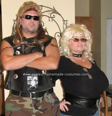 Coolest Dog the Bounty Hunter and Beth Costume 8