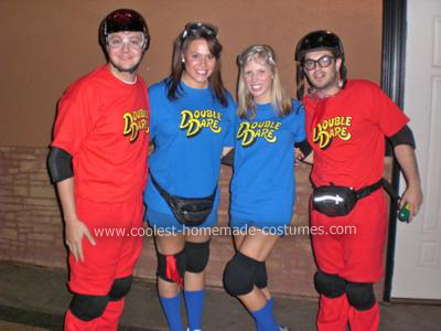 Double Dare Group Costume