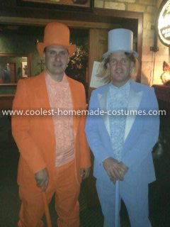 Coolest Dumb and Dumber Couple Costume 3