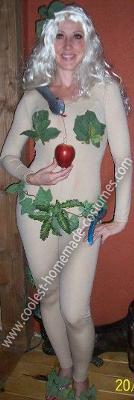 Homemade Eve Costume