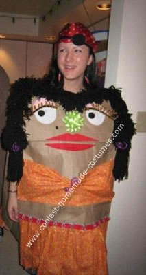 Fandango Puppet Costume