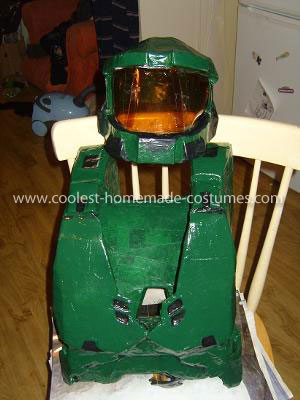 Coolest Female Master Chief Halo 3 Costume