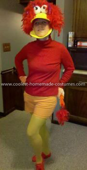 Coolest Fraggle Costume 5