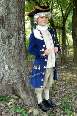 Coolest George Washington Costume