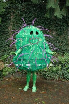 Comments for coolest homemade leukocyte and the germ costume