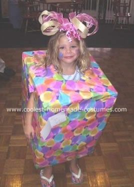 The Perfect Gift Box Costume