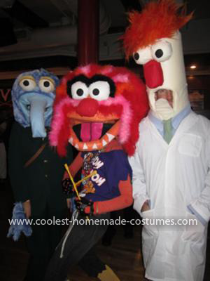 Coolest Gonzo Costume