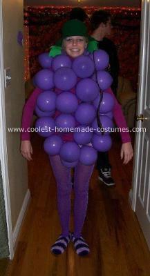 Grapes Costume