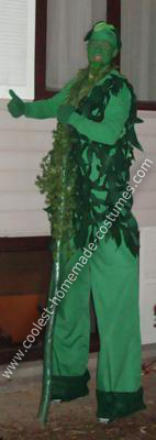Green Giant Costume