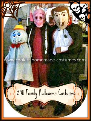 Homemade Halloween Cereal Characters Group Costume
