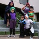 Teen Titans Costumes