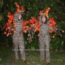 The Halloween Tree Costumes
