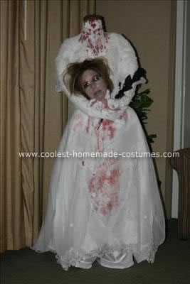 wedding dress halloween costumes