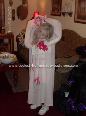 Headless Halloween Costume