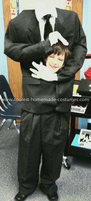 Coolest Headless Man Costume 79