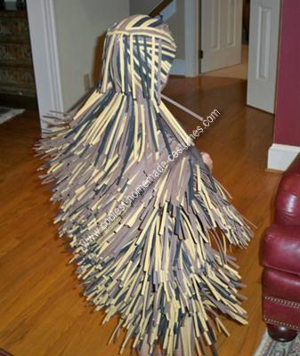 Home Made Porcupine Costume