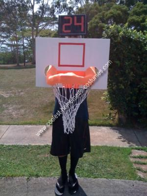 Basketball costumes 1 for How to build a basketball goal