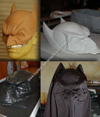 Sculpt, Cast, Vacuum Form, Fabric