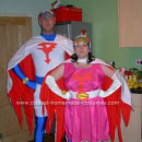 Battle of the Planets Costumes