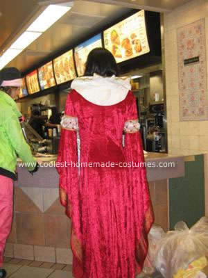 Brothers Grimm Evil Queen Costume