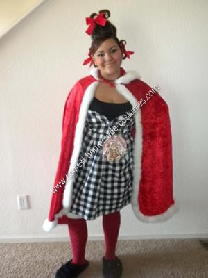 Cindy Lou Who Costumes 1