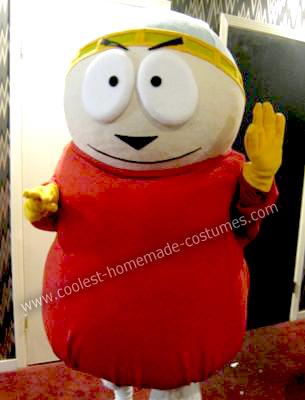 Homemade Eric Cartman South Park Costume