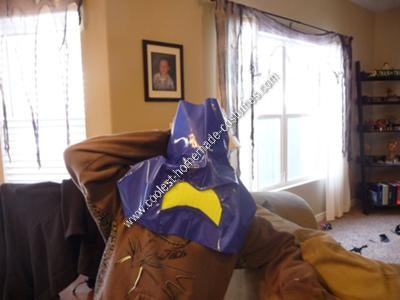 Homemade Evil Emperor Zurg Halloween Costume Idea