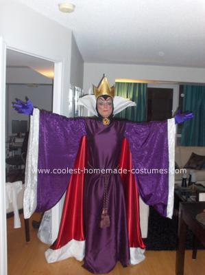 Как сшить новогодний костюм снежной королевы