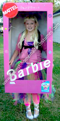 Fairytopia Barbie Doll Costume