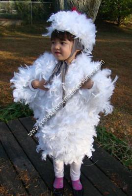 Homemade Fluffy White Chicken