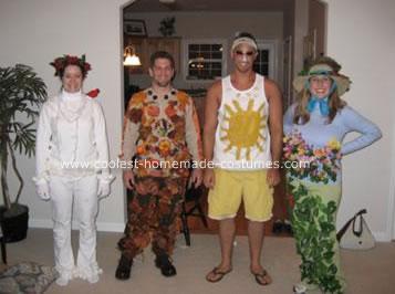 Four Seasons Costume