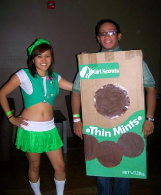 Girl Scout & Cookies