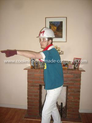 Coolest Homemade Go Mifune Speed Racer Costume
