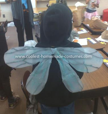 Coolest Homemade House Fly Costume 4