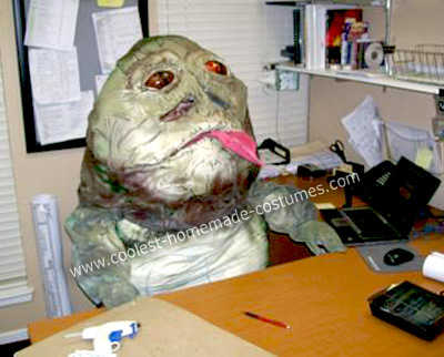 Ooops... This Page Doesn't Exist Jabba The Hutt Costume