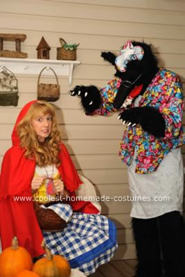 coolest-homemade-little-red-riding-hood-