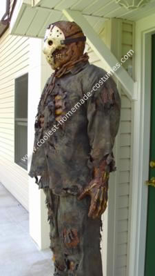 Homemade New Blood Jason Voorhees Costume