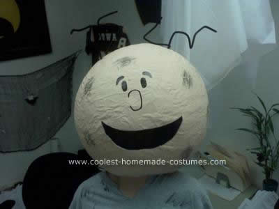 Homemade Peanuts Gang Costume