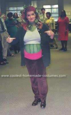 Homemade Pregnant Watermelon Costume