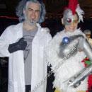 Robot Chicken Costumes