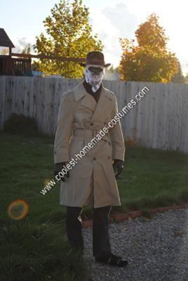 Thrift Stores Idaho Falls >> Coolest Homemade Rorschach Halloween Costume 4