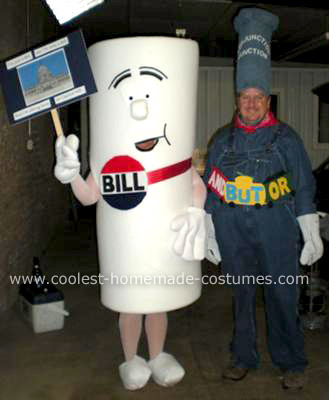 Homemade Schoolhouse Rock Couple Costume