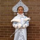 Snegurochka Russian Snow Maiden Costumes