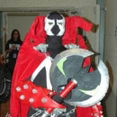 Spawn Costumes