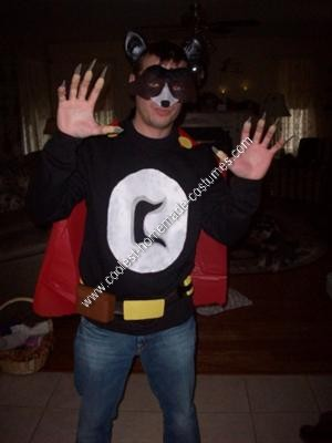 coolest homemade south park the coon halloween costume idea 11 on the hunt - Southpark Halloween Costumes
