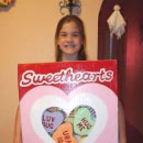 Sweethearts Candy Costumes