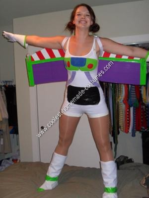Homemade Toy Story Group Halloween Costume Ideas