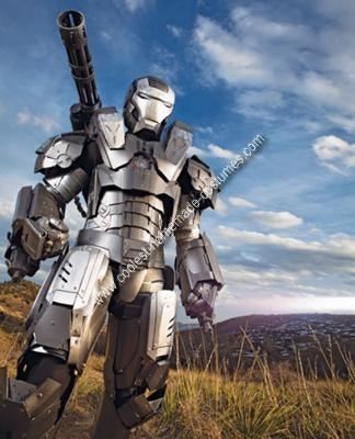 Homemade War Machine Iron Man 2